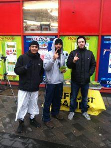 Power of dawah,Harrow road west London