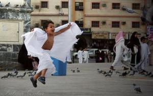 happy muslim
